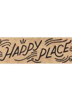 Demi Doormat Happy Place