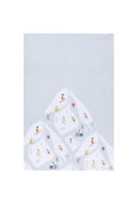 Alpine Print TeaTowel