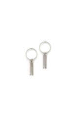 Lover's Tempo LT Earrings Ray of Light Silver