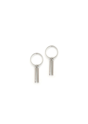 Lover's Tempo Lover's Tempo Earrings Ray of Light Silver