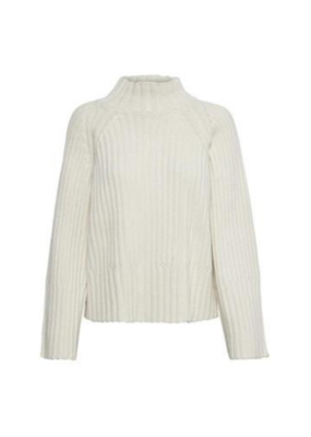 Soaked in Luxury Soaked in Luxury Fennel Sweater Antique White