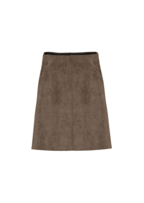 "b.young b.young ""Rilma Skirt"" in Olive Night"