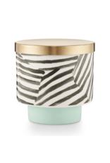 Illume Sugar Blossom Ceramic Candle