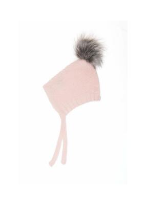 Beba Bean Beba Bean Pom Pom Hat Pink