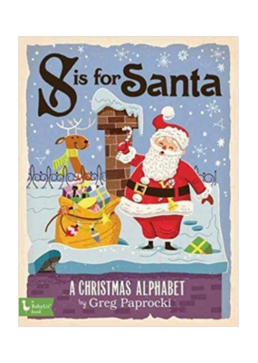 S is For Santa Book
