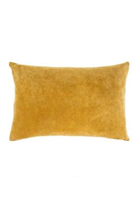 Vera Velvet Pillow Gold 16 x 24