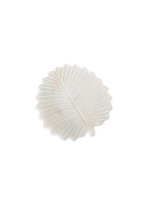 Marble Leaf Dish