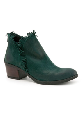 Bueno bueno Cat in Dark Green Nubuck