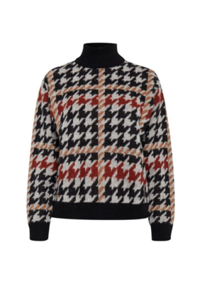 b.young b.young Mikka Turtleneck Sweater