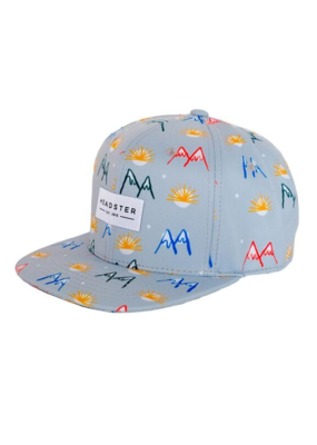 HEADSTER Headster Mountain Lover Cap Light Grey