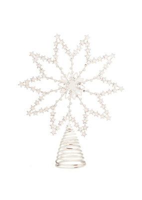 Tree Topper with Stars & Snowflakes