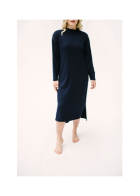 Smash + Tess smass + tess Winter Lounger in Modest Marine