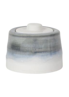 Tempest Sugar Pot Cloud Grey