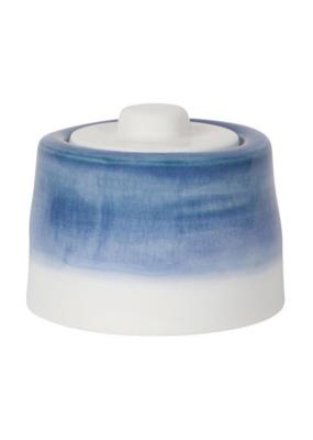 Tempest Sugar Pot Ink Blue