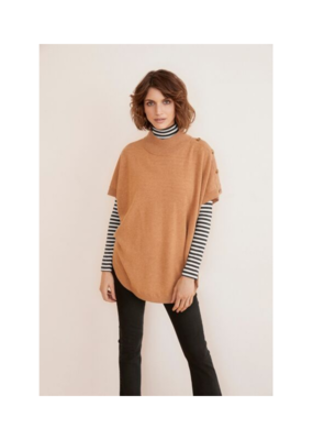Part Two Part Two Thao Wool Sweater Camel