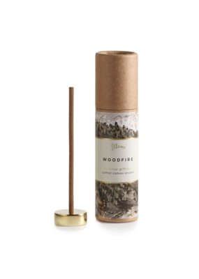 Illume Woodfire Incense Set