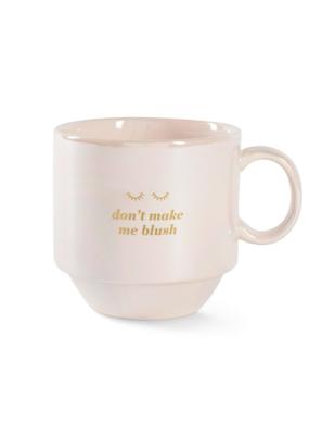 Make Me Blush Fringe Mug