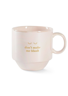 Make Me Blush Mug by Fringe