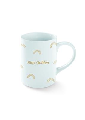 Stay Golden Fringe Mug