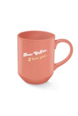 Dear Coffee Mug by Fringe