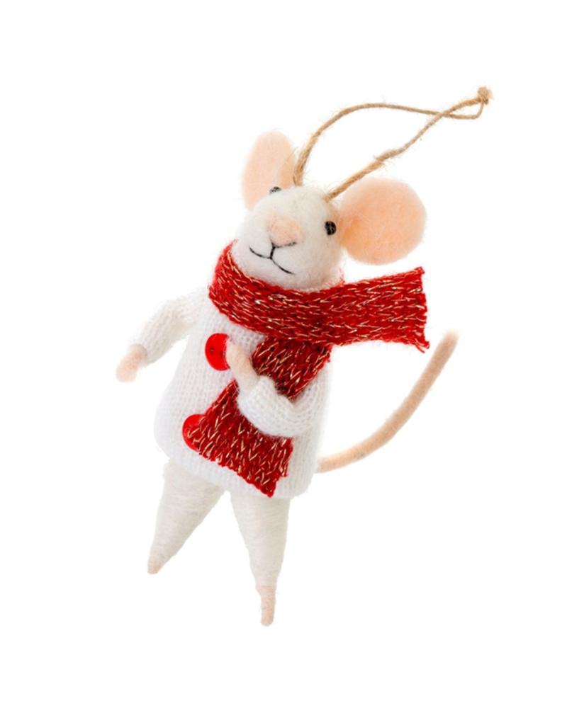 Outdoor Oscar Mouse Ornament