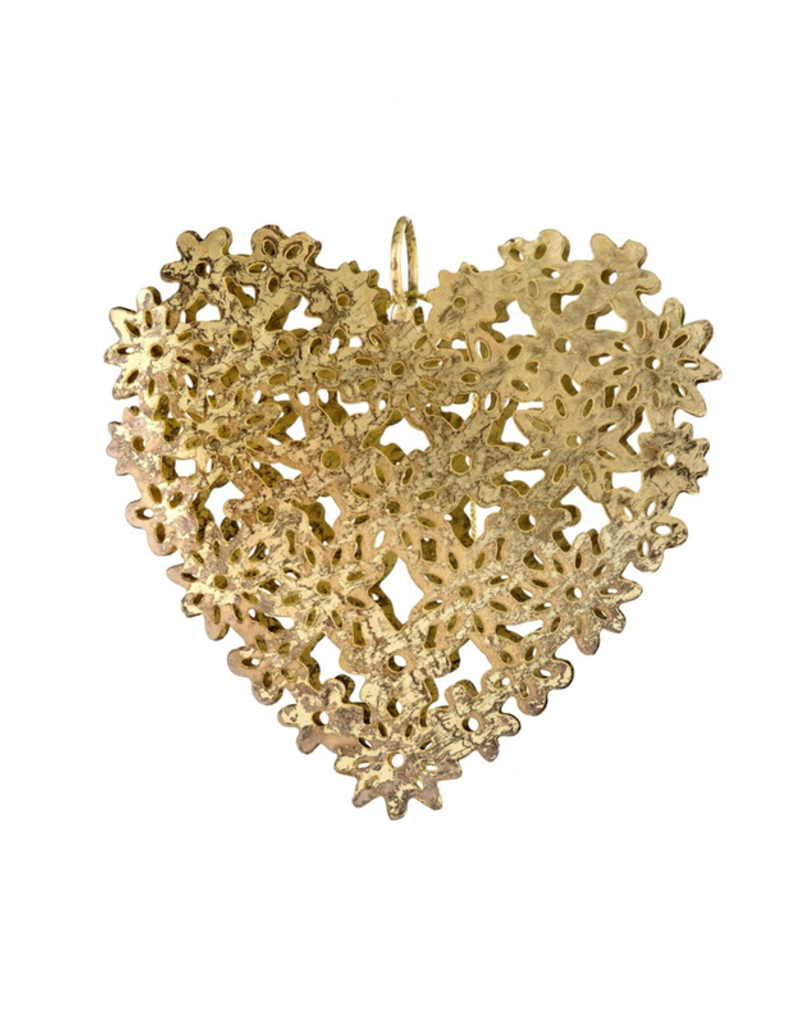 Iron Lace Ornament