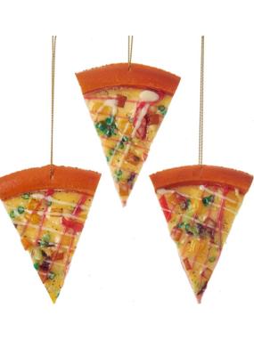 Pizza Ornament by Kurt Adler