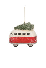 Camper withTree Ornament