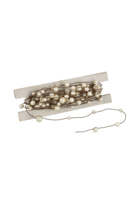 Pearl Wire Garland