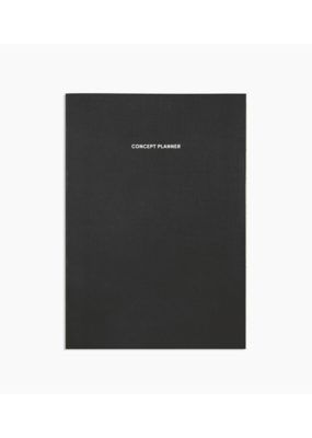 POKETO Concept Planner in Black #13138