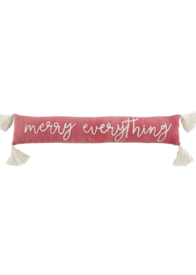 Skinny Merry Everything Pillow