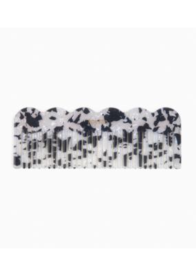 poketo POKETO Wave Comb Black Multi