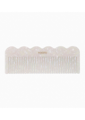 poketo POKETO Wave Comb Pearlescent