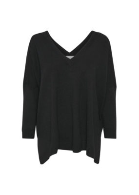 Part Two PART TWO Vivian Sweater in Black