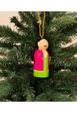 Peg Ornament Frida by Drake General Store