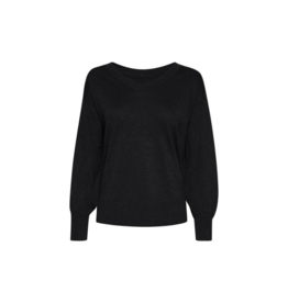 ICHI ICHI Mopaz Sweater in Black