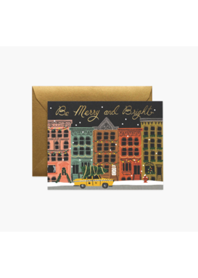 Rifle Paper Co. Rifle Paper City Holiday Card