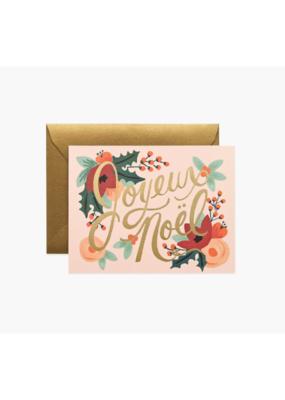 Rifle Paper Co. Joyeux Noel Card