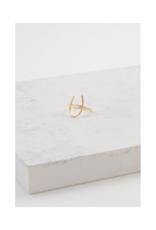 Lover's Tempo Lover's Tempo Rider Ring Gold