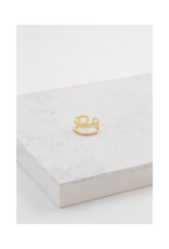Lover's Tempo LT Chain Reaction Ring Gold