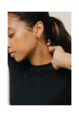 Lover's Tempo LT Dali Drop Earrings Silver
