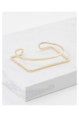 Lover's Tempo LT Voyage Bangle Gold