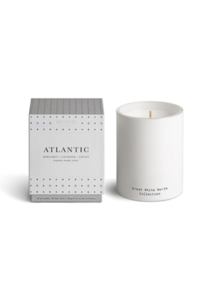 Vancouver Candle Co. VCC Boxed Candle Atlantic