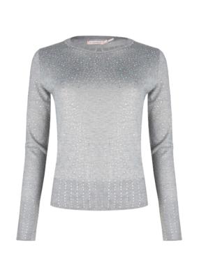 Esqualo Basic Hot Sweater Grey