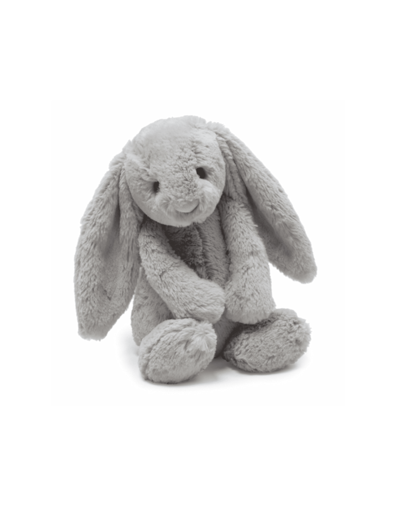 Jellycat Jellycat Bashful Grey Snow Bunny, Small