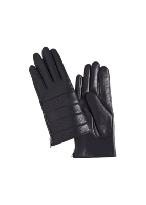 ICHI ICHI Emily Gloves Black
