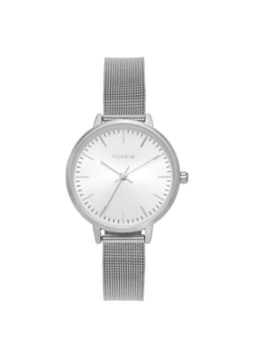 PILGRIM Pilgrim Lola Watch in Silver