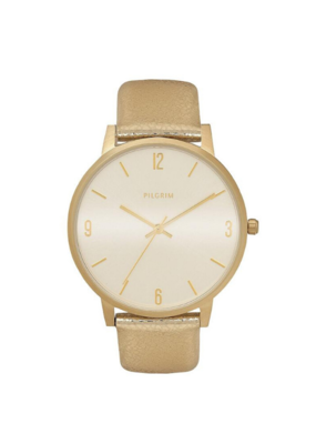 PILGRIM Pilgrim Cheyenne Watch in Gold
