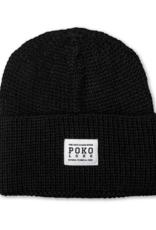 Alpaca Fisherman Hat Black O/S