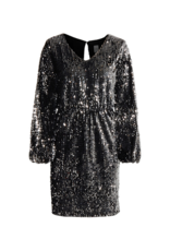ICHI ICHI Wilde Dress Silver